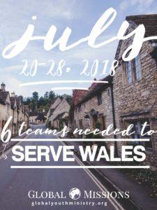 Wales July 2018