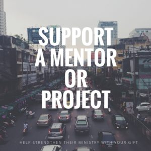 Donate to our Mentors