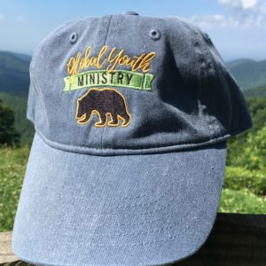 GYM Bear Hat - Denim